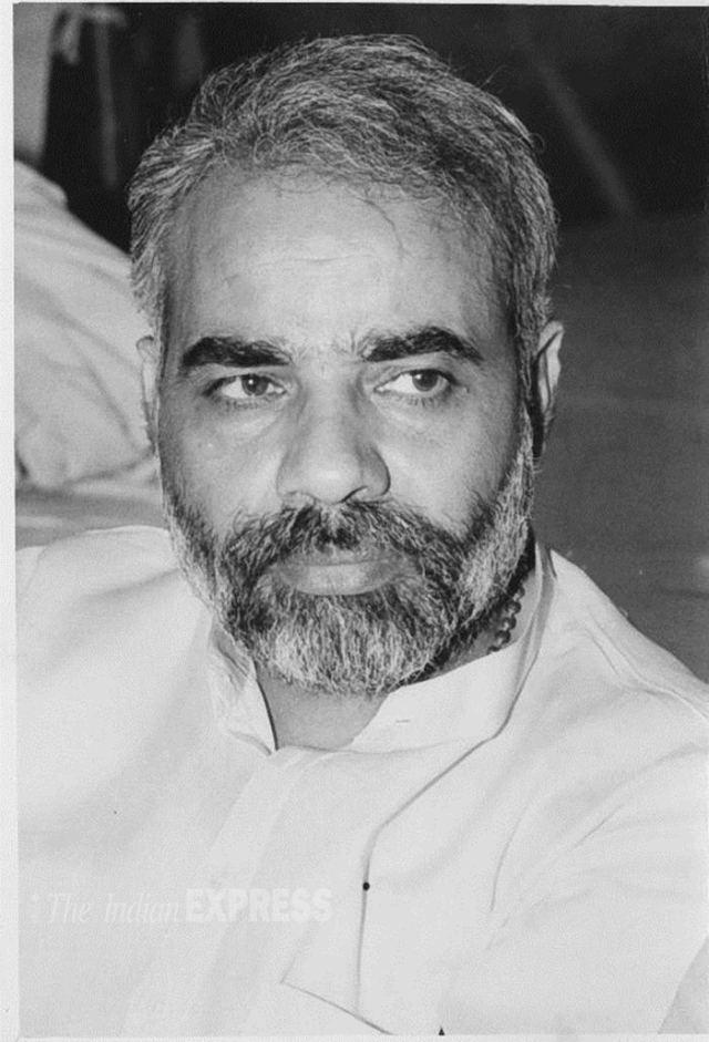 Narendra Modi, BJP leader. Express photo