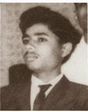 narendra modi young age