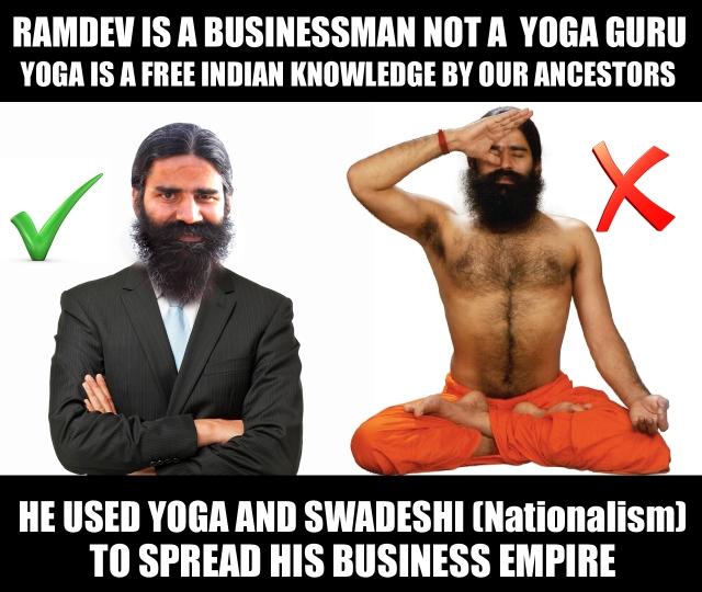 Baba Ramdev Exposed by Rajiv Dixit | BJP Exposed